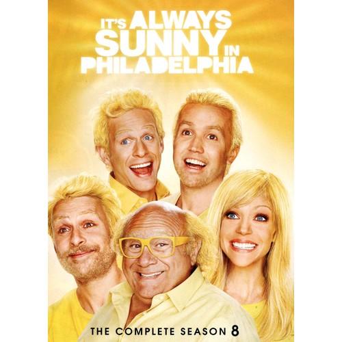 It's Always Sunny in Philadelphia: The Complete Season 8 [2 Discs] [DVD]