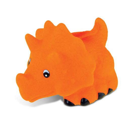 Puzzled Orange Triceratops Squirter