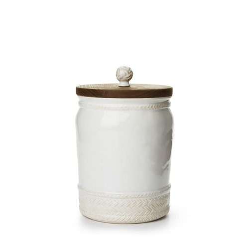 Le Panier Whitewash Canister