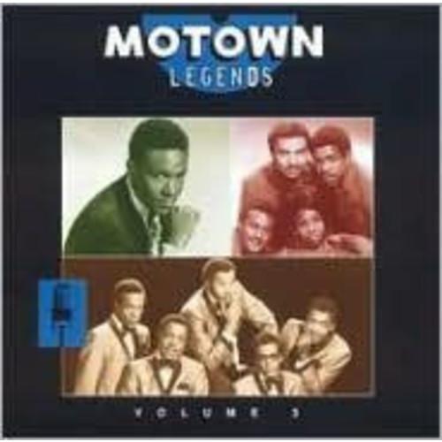 Motown Legends, Vol.3