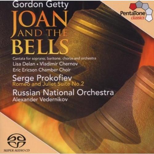 Getty: Joan & The Bells (cantata) / Prokofiev: Romeo & Juliet - Suite No. 2