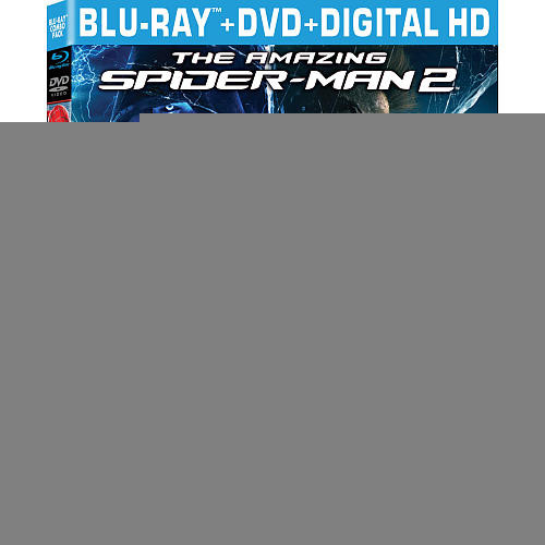 The Amazing Spider-Man 2 - Blu-Ray Combo Pack (Blu-Ray/DVD/Digital HD)