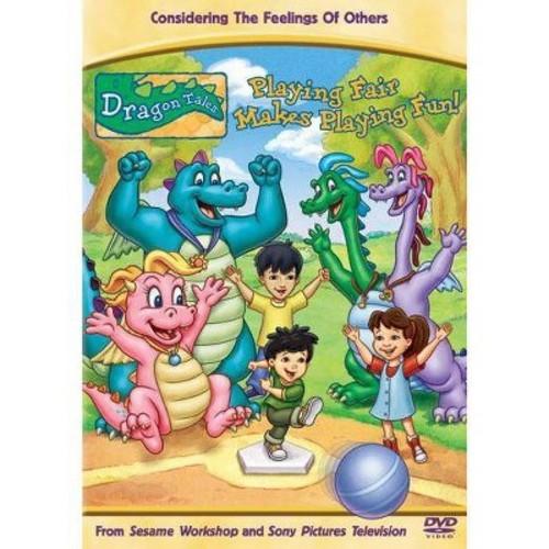 Dragon tales:Playing fair makes play (DVD)