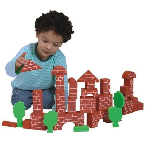 Edushape Brick-Like Edublocks Set of 36