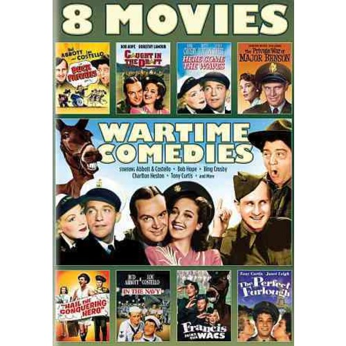 Wartime Comedies 8-Movie Collection (DVD)