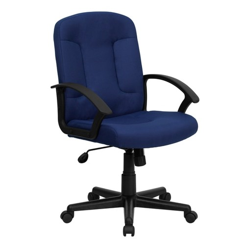 Flash Furniture Executive Chairs Fabric Office Chair [option : Burgundy]