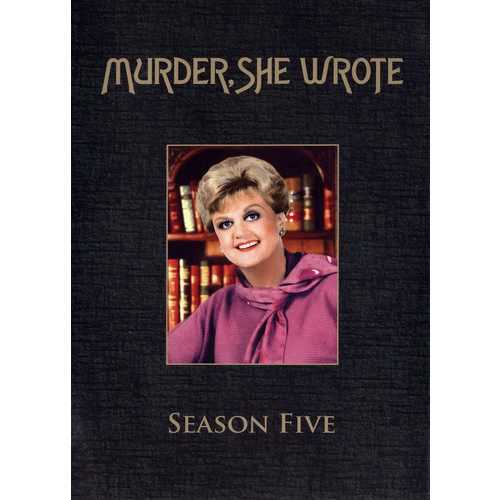 Murder, She Wrote: Season Five [5 Discs] [DVD]