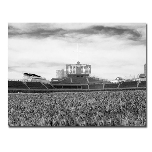 Trademark Global Yale Gurney 'Wrigley' Canvas Art [Overall Dimensions : 18x24]