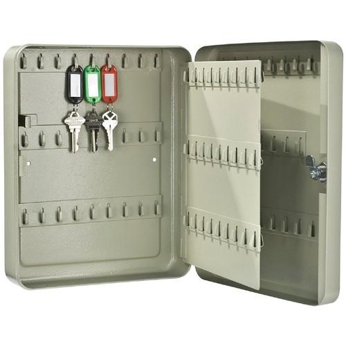 Barska 105 Position Keys Safe Lock Box Gray