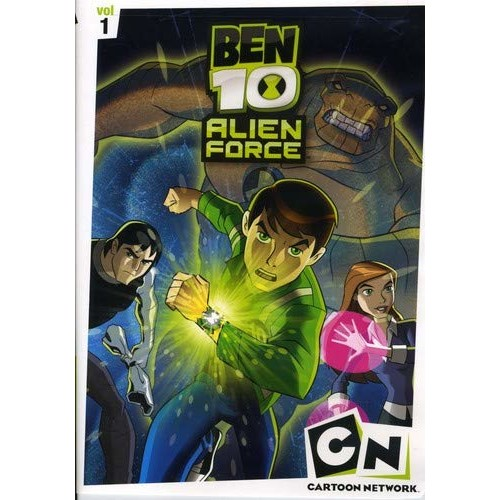 Cartoon Network: Ben 10 Alien Force Volume One