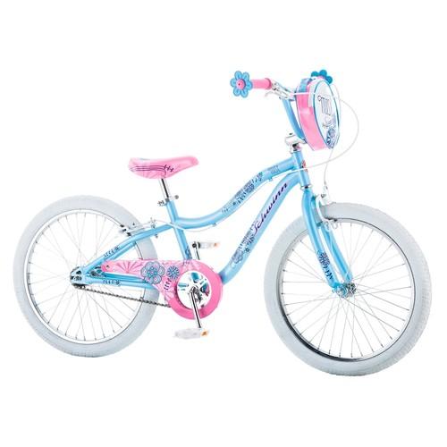 Girls Schwinn 20-in. Blue Bike