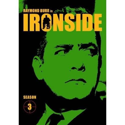 Ironside:Season Three (DVD)