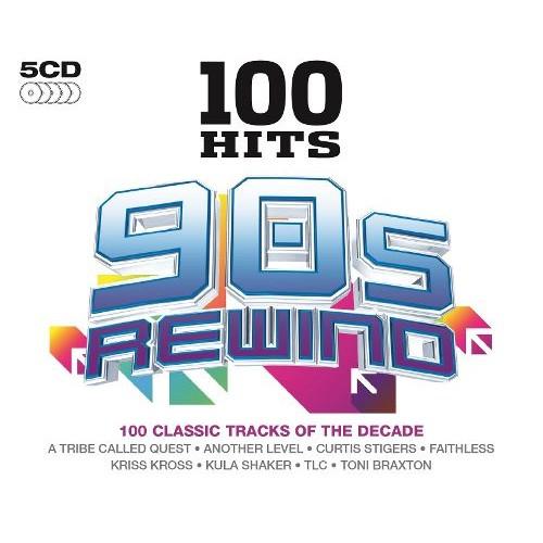 100 Hits: 90s Rewind [CD]