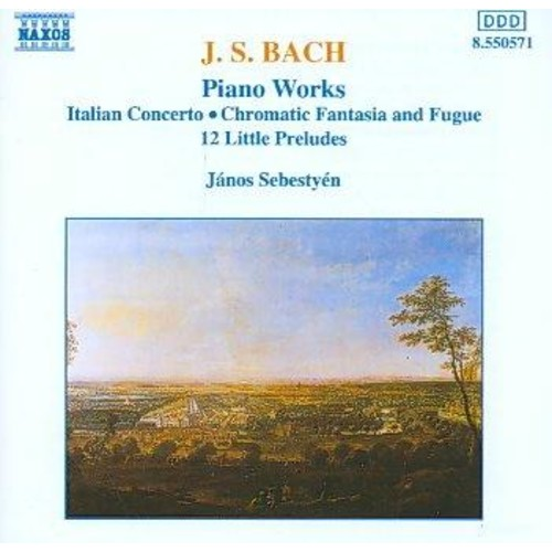 Various - Bach: Piano Works