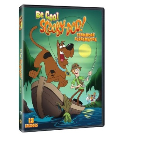 Be Cool, Scooby Doo: Season 1 part 2 (DVD)