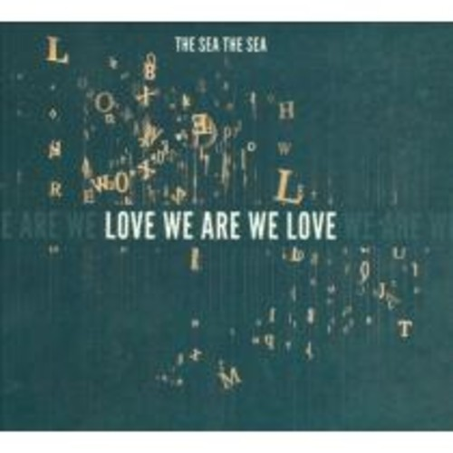 Love We Are We Love [CD]