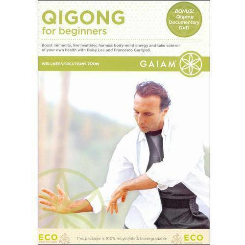 Qigong for Beginners [2 Discs] [DVD]