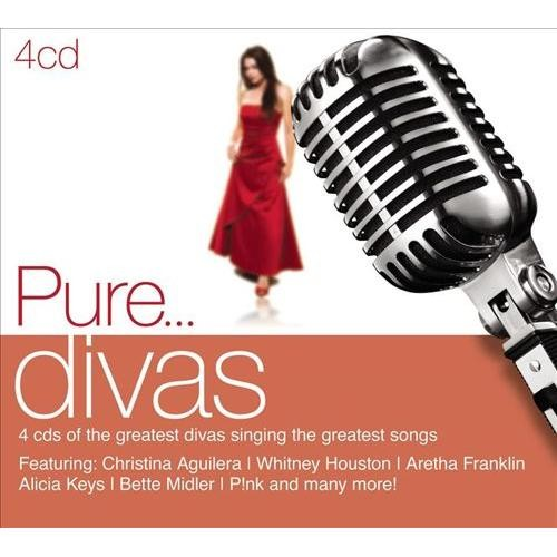 Pure... Divas [CD]