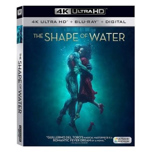 The Shape of Water (4K/UHD + Blu-ray + Digital)