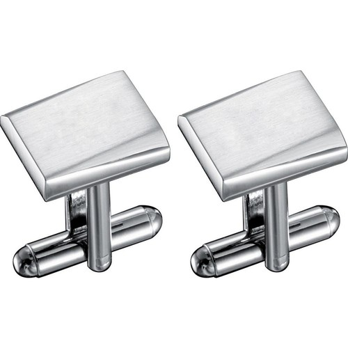 Visol Saturn Stainless Steel Cufflinks