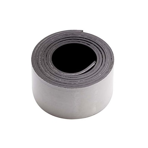 Craft And Hobby Peel And Stick Rubber Magnetic Tape 1 Inch Wide (30 Inch Roll)