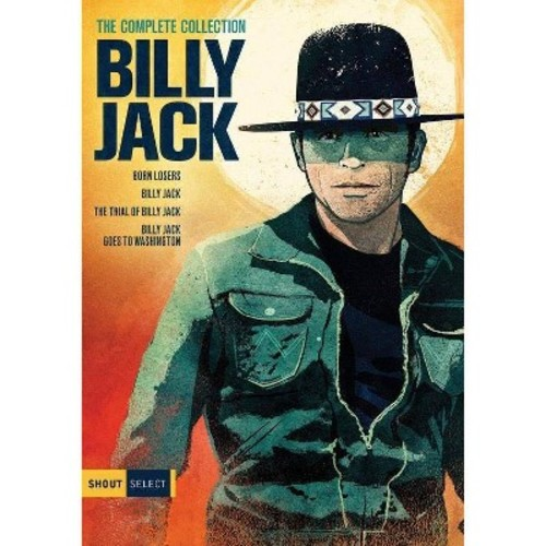 Complete Billy Jack Collection (DVD)