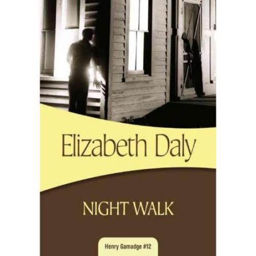 Night Walk : Henry Gamadge #12