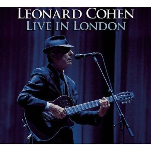 Leonard cohen - Live in london (CD)