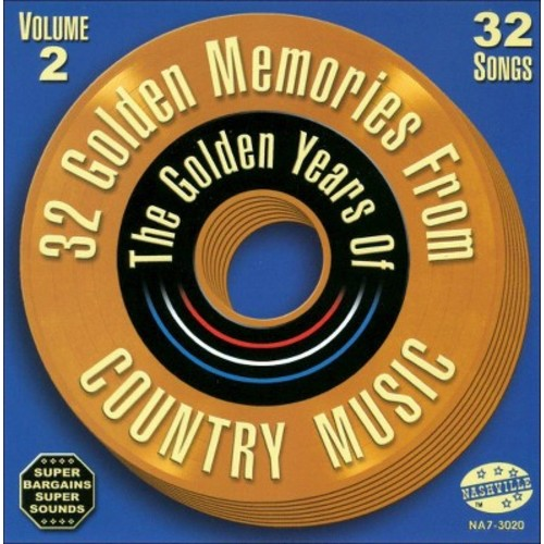 32 Golden Memories, Vol. 2 [CD]