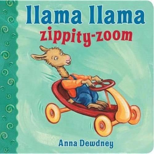 Llama Llama Zippity-Zoom (Hardcover) (Anna Dewdney)