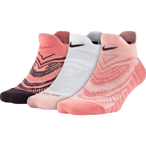 Nike Women's Dri-FIT Low Cut Training Socks 3 Pack