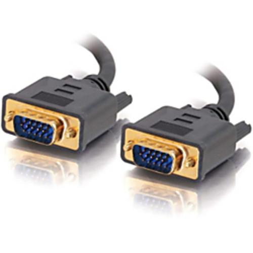 C2G 12ft Flexima HD15 UXGA M/M Monitor Cable
