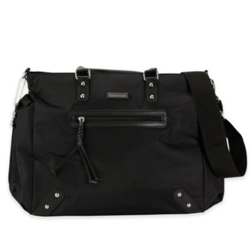 Kalencom Paris Diaper Bag in Black