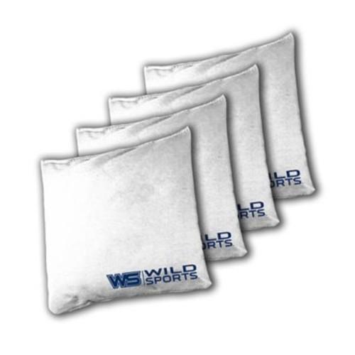 Tailgate Toss Bean Bag Game Set; White