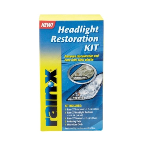 Rain-X Headlight Restoration Kit (800001809)