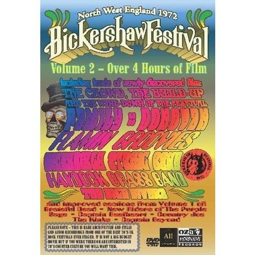 The Bickershaw Festival 1972, Vol. 2 [DVD]