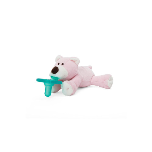 Pink Bear Infant Pacifier