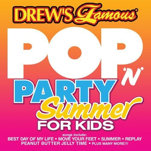 Pop 'N Party Summer for Kids [Digital Download]