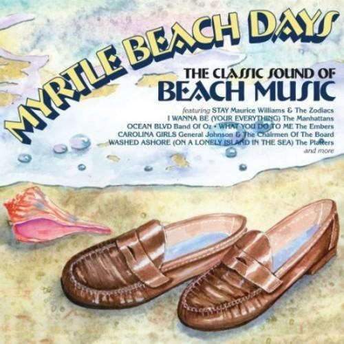 Myrtle Beach Days [CD]