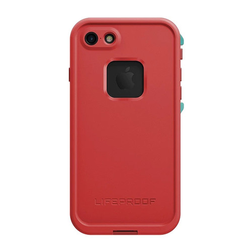 Lifeproof FRE SERIES Waterproof Case for iPhone 7 - Ember Red