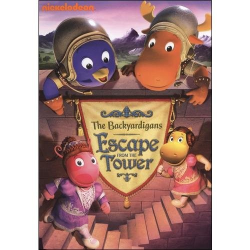 The Backyardigans: Escape from the Tower [DVD]