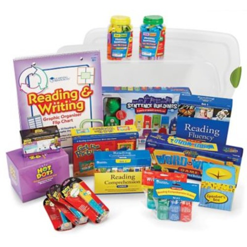 Learning Resources Common Core State Standards ELA Kit, Grade 2nd