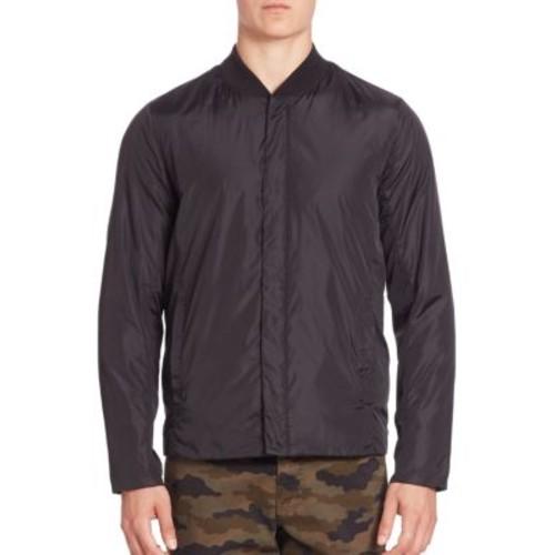 Solano Zip-Front Jacket