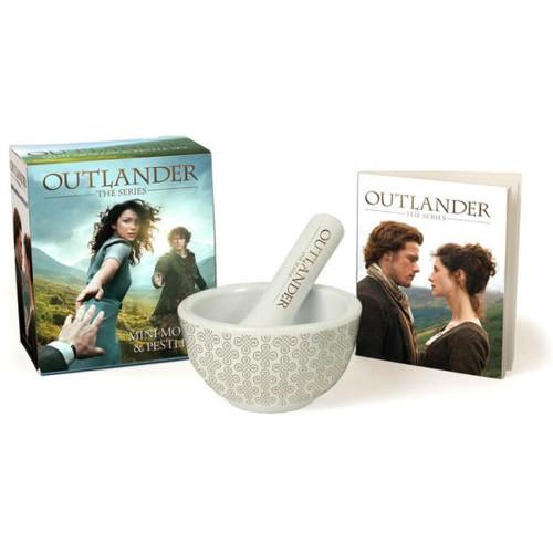 Outlander: Mini Mortar & Pestle Set