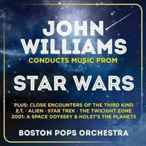 John Williams Conducts Music from Star Wars [CD]