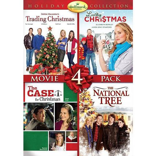 Hallmark Holiday Collection: Movie 4 Pack [2 Discs] [DVD]