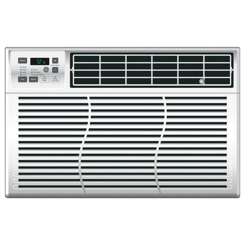 GE 6000 BTU 115-Volt Electronic Room Window Air Conditioner