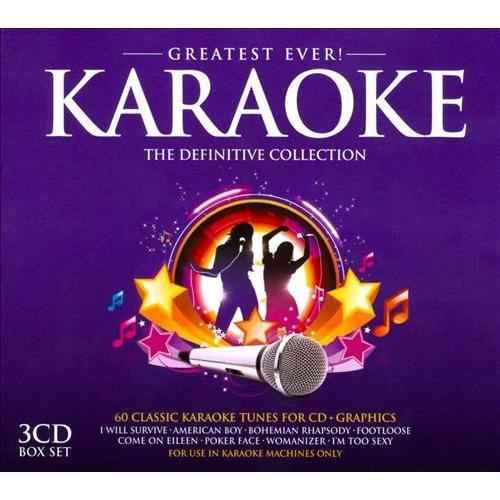 Greatest Ever Karaoke [CD]