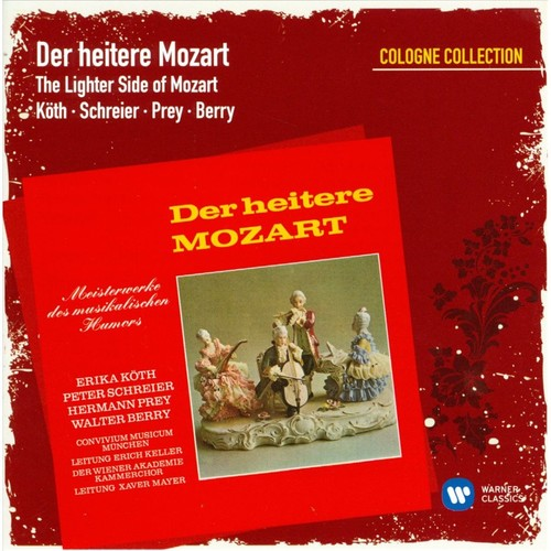 The Lighter Mozart [CD]