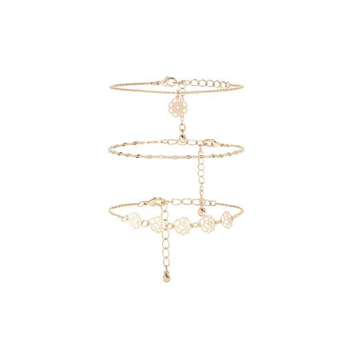 Assorted Chain Bracelet Set